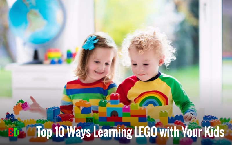 How to Learn with LEGO - LEGO Educational Values