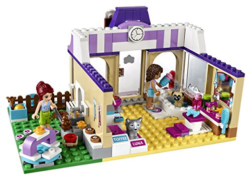 Pamper Your Pups With The Lego Friends Heartlake Puppy Daycare