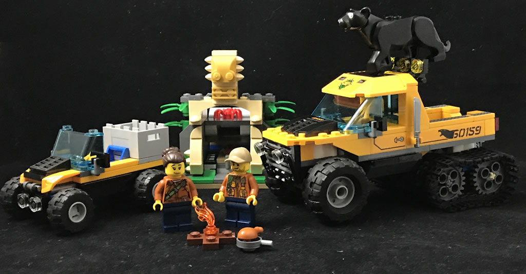 Best LEGO City Jungle Sets (2019): More Green Beside the ...