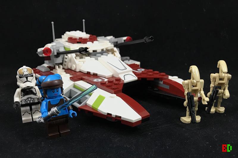 LEGO® SET 75182 Star Wars Repuplic Fighter Tank