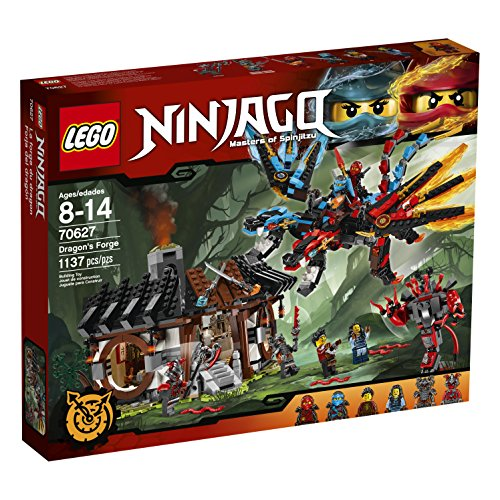 f0cf0b928009a Take over the vicious Dragon Forge with the help of ninjas Kai and Nya. Fly  on the back of a powerful dragon to retrieve a mythical blade that will  supply ...