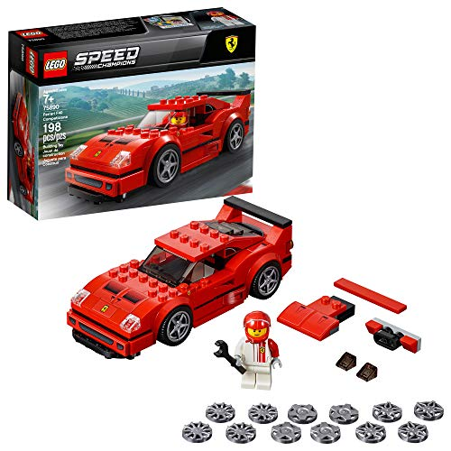 Best LEGO Speed Champions Sets – Own Your Race Team – Brick Dave
